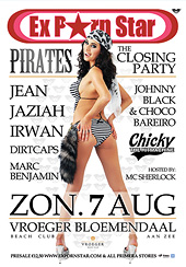 Pirates Closing Party